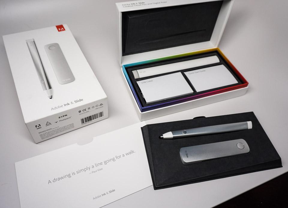 adobe ink and slide case
