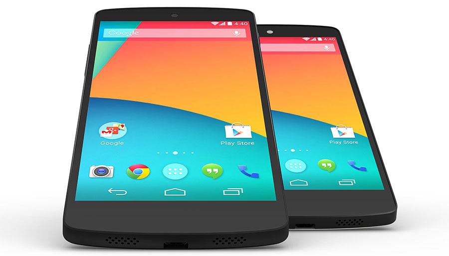 Android 4.4.4 kitkat google nexus 5 eyetee