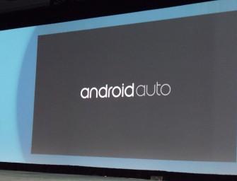Android Auto este noua interfață pentru mașini de la Google