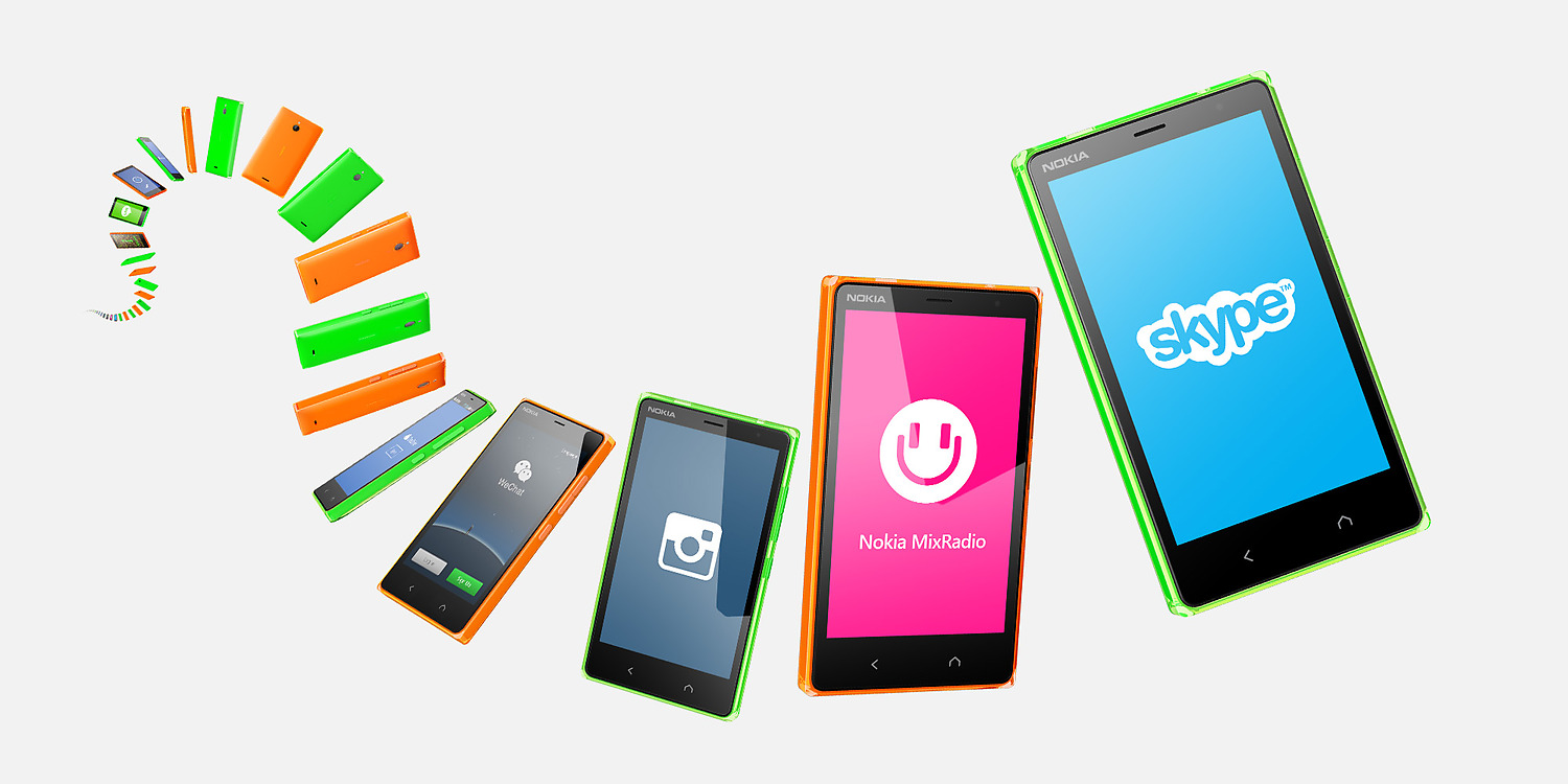 nokia x2 pic eyetee colors