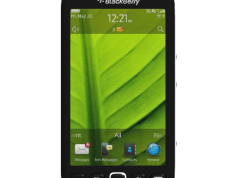 BlackBerry Volt Specificatii