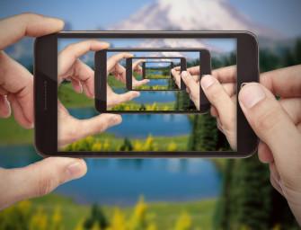 Top 5 aplicații Android pentru camera foto