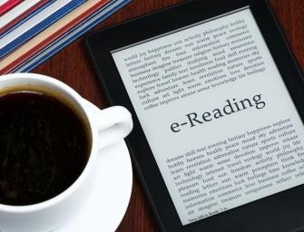 Top 5 aplicații Android pentru citit cărți