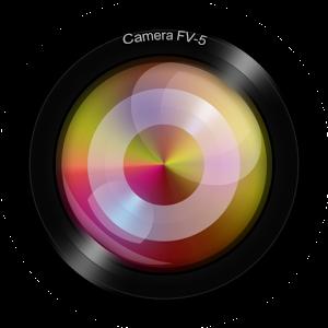 camera fv-5 aplicații android pentru camera foto