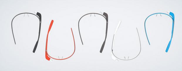 Google Glass culori