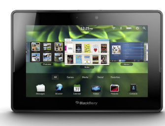 BlackBerry PlayBook 2012 Specificatii