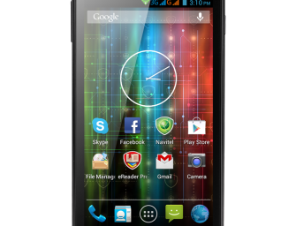Prestigio MultiPhone 5500 Duo Specificatii