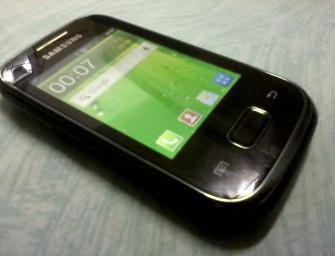 Samsung Galaxy Pocket S5300 Specificatii