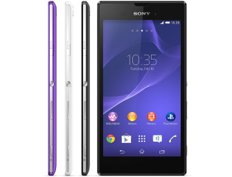Sony Xperia T3 Specificatii