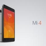 Xiaomi MI4 a