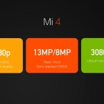 Xiaomi mi4. specificatii 2