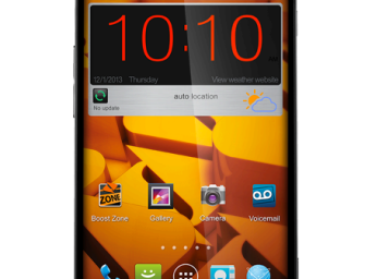 ZTE Iconic Phablet Specificatii