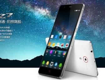 ZTE Nubia Z7 Lansat Oficial Alături de Variante Mini si Max