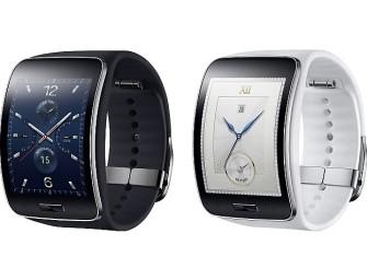 Samsung a anunțat oficial Gear S, un smartwatch cu ecran curbat