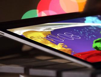 Lenovo Yoga Tablet 2 Pro are un proiector incorporat