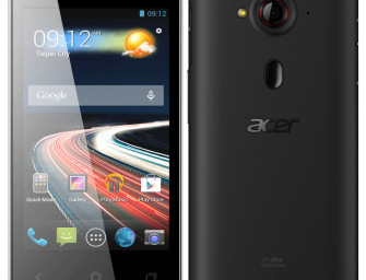 Acer Liquid Z4 Specificatii