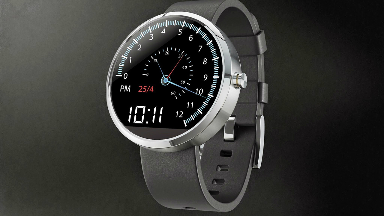 Moto 360 Product Template - SPEEDO
