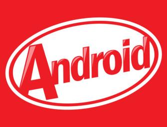 Android 4.4.4 lansat de Google