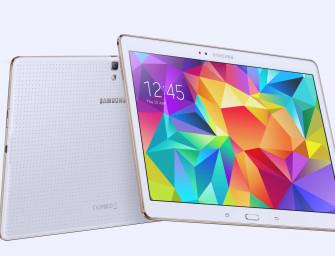 Samsung Galaxy Tab S 10.5 – Galerie Foto