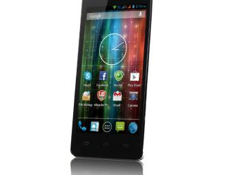 Prestigio MultiPhone 5451 Duo Specificatii