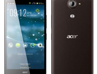 Acer Liquid X1 Specificatii