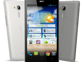 Acer Liquid Z5 Specificatii
