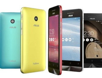 Asus Zenfone 4 Specificatii