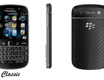 BlackBerry Classic Specificatii