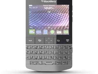 BlackBerry Porsche Design P'9531 Specificatii