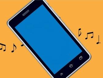 Cele mai tari melodii pentru telefoane