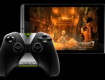 Nvidia SHIELD – Cea mai avansata tabletă pentru jocuri a fost lansată!