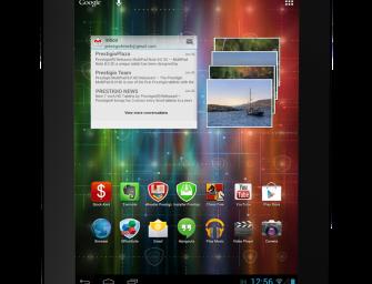 Prestigio MultiPad 4 Ultra Quad 8.0 3G Specificatii