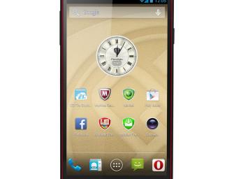 Prestigio MultiPhone 7500 Specificatii