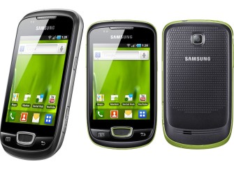 Samsung Galaxy Mini S5570 Specificatii